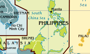 Time difference with Philippines